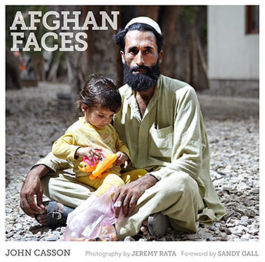 Afghan Faces book cover